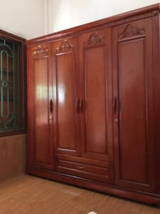 thanh lý tủ quần áo gỗ cũ hải phòng 0834567824
