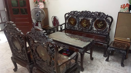 thanh lý bàn ghế đồng kỵ cũ hải phòng - đồ cũ hoàng quỳnh - 0913040613