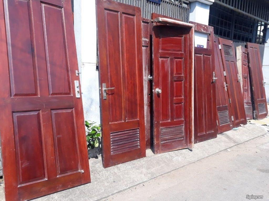 thanh lý cửa gỗ cũ hải phòng 0834.567.824