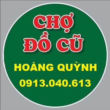 chợ đồ cũ hải phòng - đồ cũ hoàng quỳnh - 0913040613 - docuhaiphong.vn