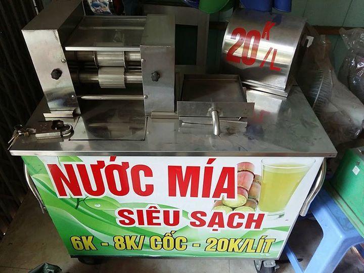 máy ép nước mía cũ thanh lý tại hải phòng - docuhaiphong.vn - 0913040613