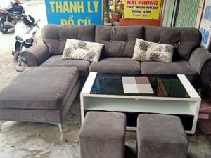 Sofa gia đình cũ thanh lý