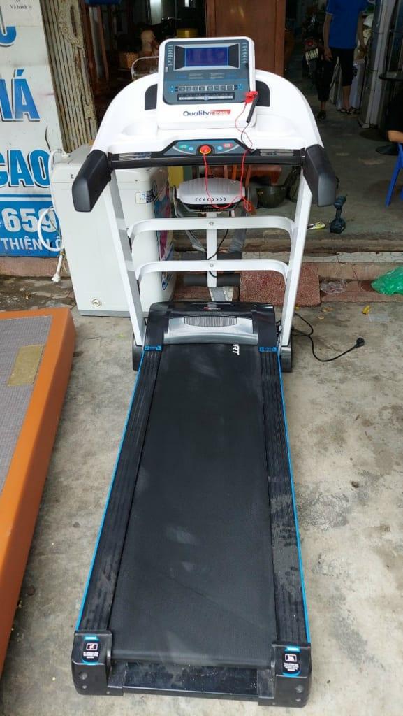 máy chạy bộ điện cũ thanh lý - thu mua máy chạy bộ hải phòng 0913040613