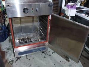 Tủ nấu cơm công nghiệp 6 khay