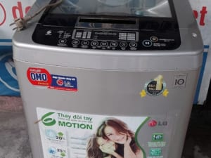 máy giặt lg cũ 9,5kg
