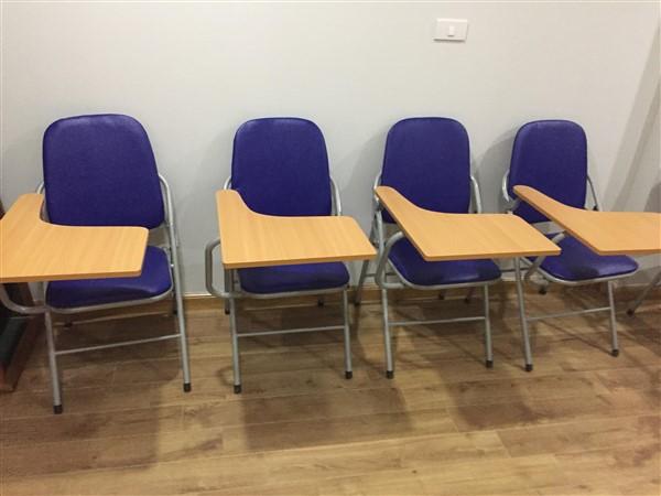 ghế gấp liền bàn học sinh cũ hải phòng