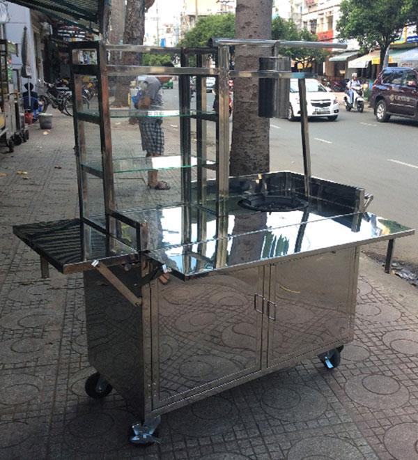 Thu mua xe đẩy cũ bán hàng Hải Phòng