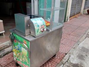 máy ép nước mía cũ thanh lý hải phòng
