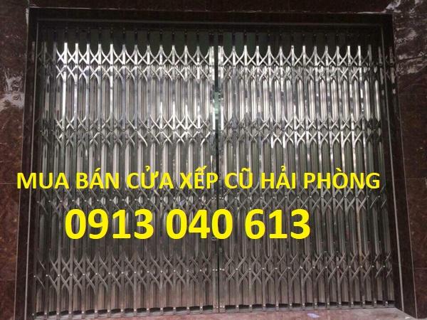 mua bán cửa xếp cũ , cửa cuốn cũ tại hải phòng - docuhaiphong.vn - 0913040613