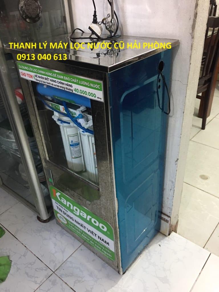 thu mua thanh lý máy lọc nước cũ hải phòng